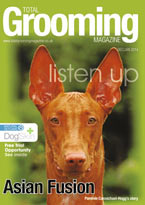 Total Grooming Magazine Cover