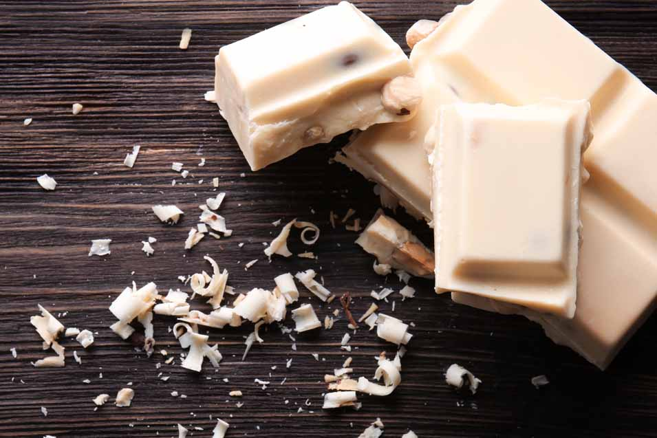 Picture of white chocolate
