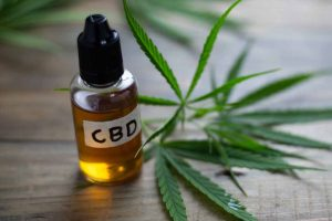 Picture of CBD Oil