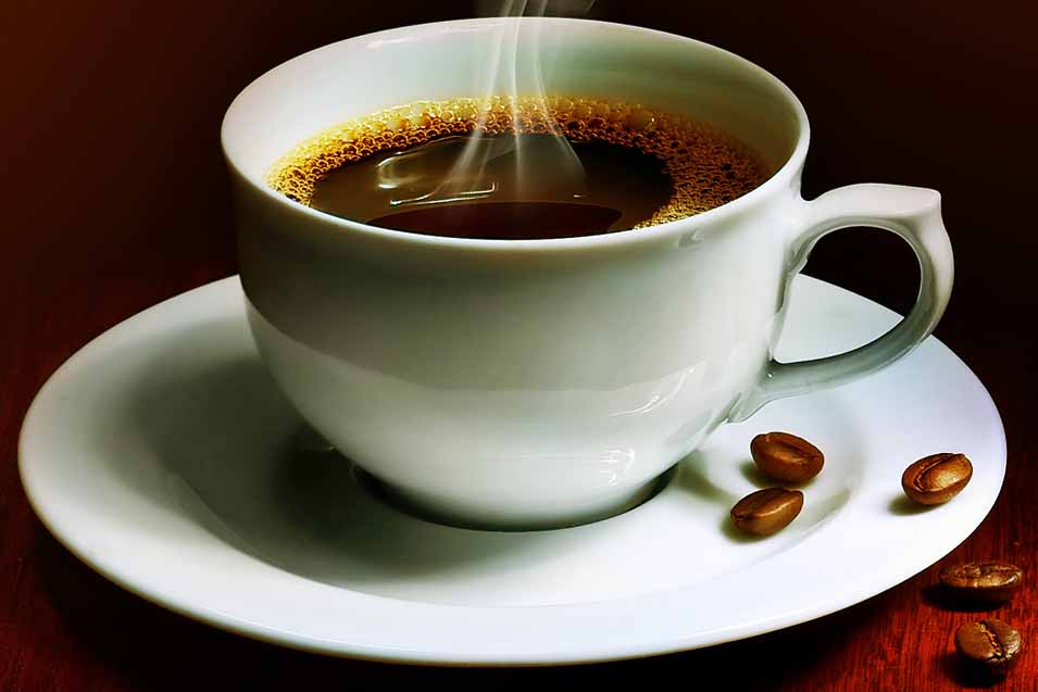 Picture of a cup of coffee